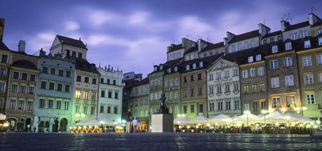 Шенген виза в Польшу