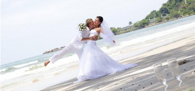 """Ко Чанг, Свадебная церемония """"Сиамская сказка"""""""