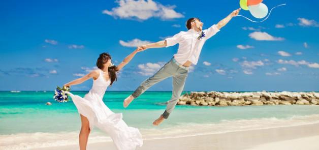 Легальная свадебная церемония - На Ривьере