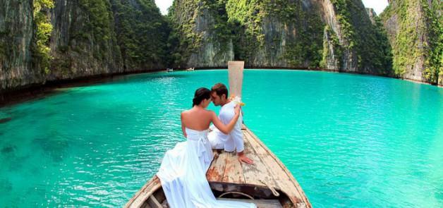 """Пхукет: свадебная церемония """"Традиционная тайская свадьба"""""""