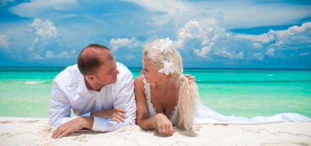 Символический свадебный пакет - Карибская Сказка