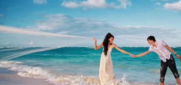 Свадебная церемония «ИЗУМРУД» - Доминиканская Республика