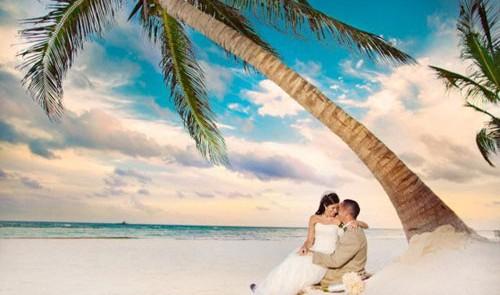 Свадебная церемония в отеле Mermaid Hotel & Club 3+